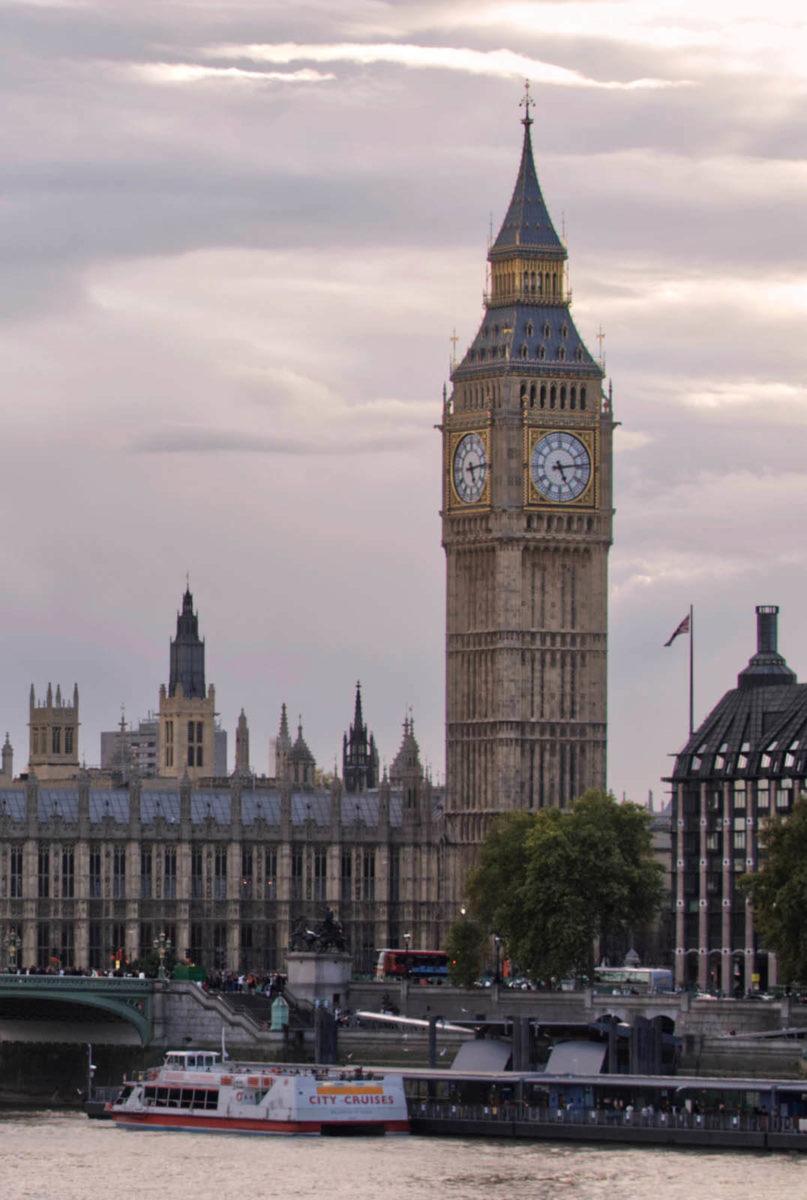 Viaje de Comunión a Londres