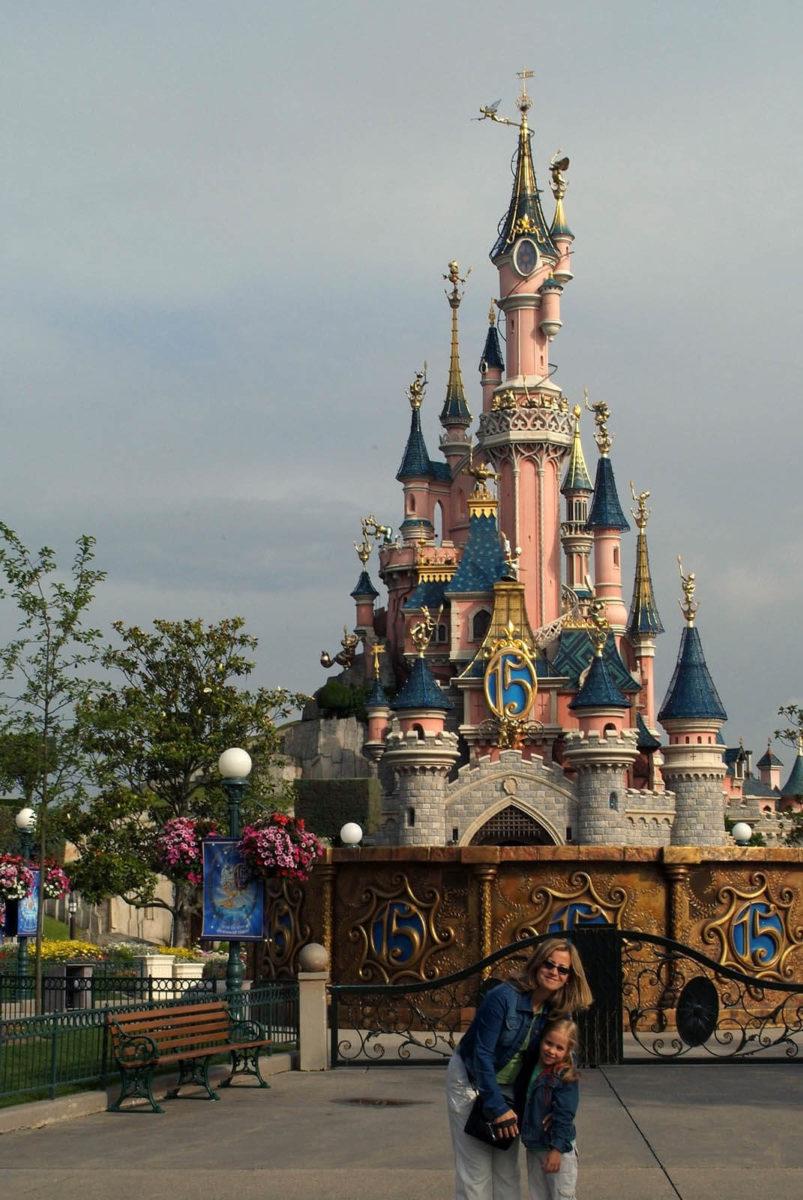 Viaje a Disneyland París, el primer gran viaje para niños